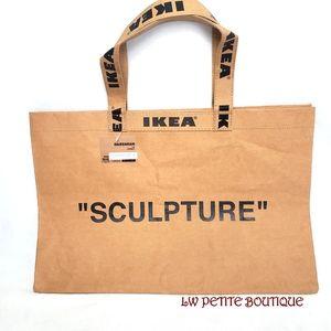 Virgil Abloh 'Off White' for IKEA Bag 21 gallon